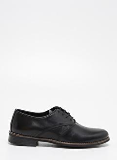 F By Fabrika Erkek Siyah Klasik Ayakkabı EMPOLI